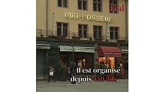 Fild /  Strasbourg sans son marché de Noël:  les commerçants et les forains sont à bout.