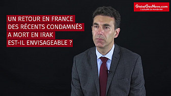 Un retour en France des djihadistes condamnés à mort est-il envisageable ?